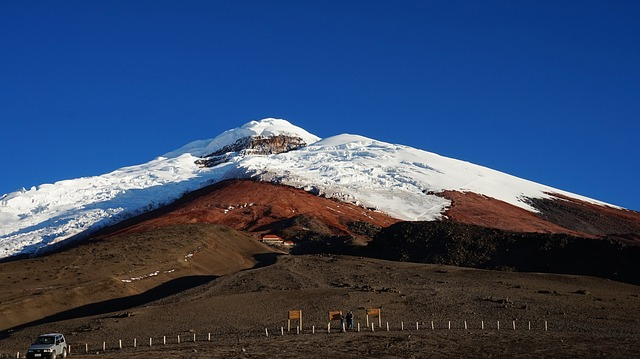Backpacking in Ecuador - Besteigung des Cotopaxi Vulkan