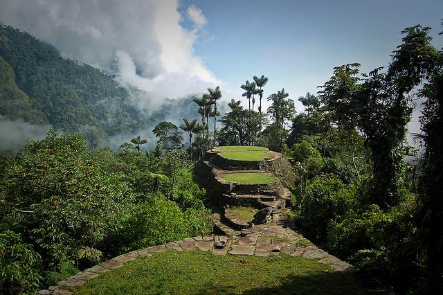 Ciudad Perdida Lost City Trek Kolumbien