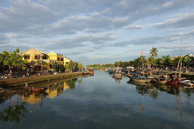 Hoi An Vietnam Backpacking