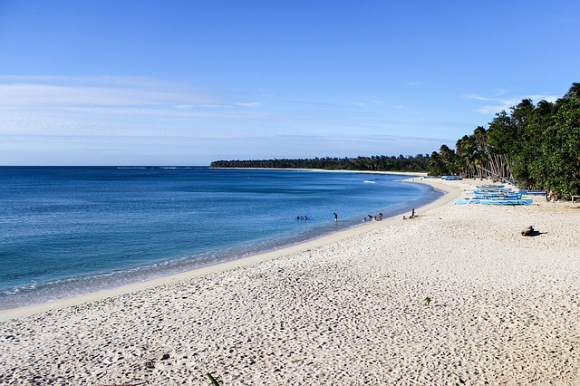 Backpacking auf den Philippinen Pagudpud Nord Luzon