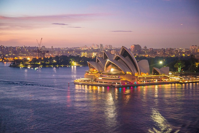 Sydney Backpacking Australien