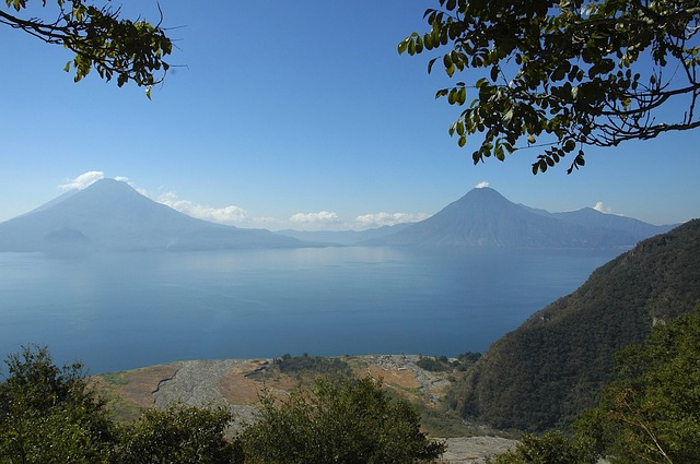 Lago Atitlan Guatemala Backpacking Gringo Trail Mittelamerika
