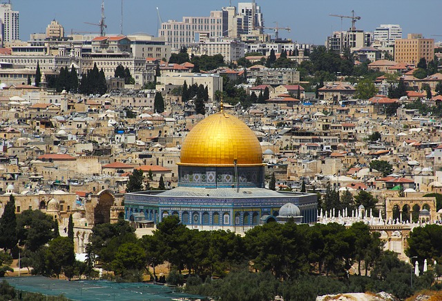 Jerusalem Backpacking Israel Reise