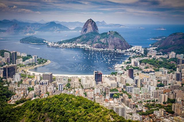 Rio de Janeiro Backpacking in Südamerika