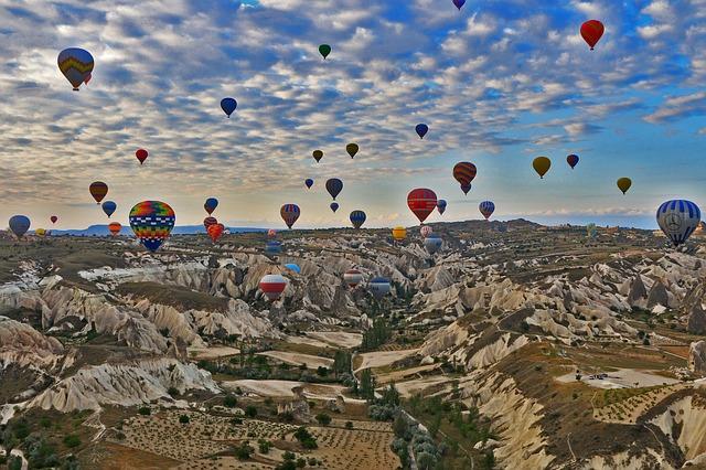 Kappadokien Backpacking Türkei