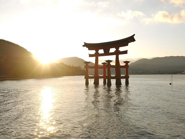 Miyajima Backpacking in Japan