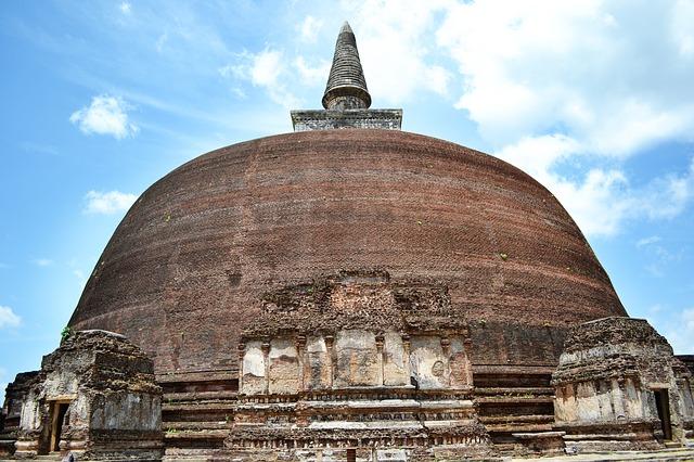 Backpacking in Sri Lanka Budhismus