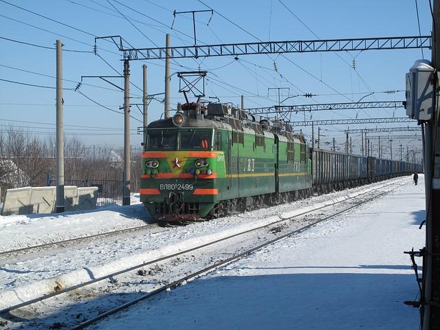 Transsibirische Eisenbahn Reise Russland Backpacking