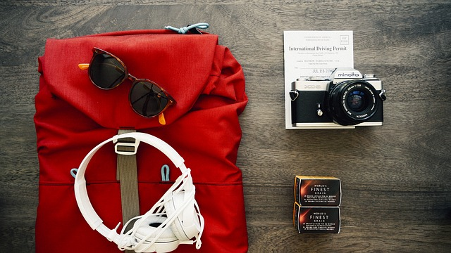 die ultimative backpacker packliste