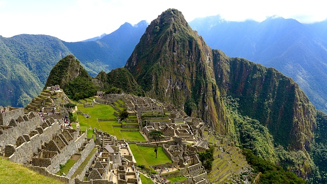 machu picchu peru backpacking