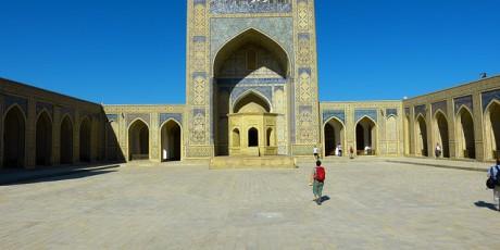 Backpacking in Zentralasien: Entlang der Seidenstrasse von Teheran bis Almaty