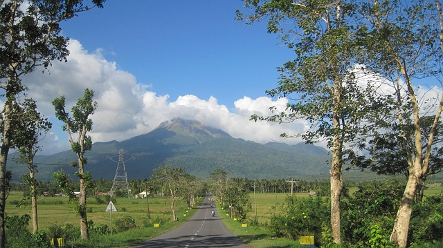 Philippinen Backpacking Vulkan Mount Bulusan