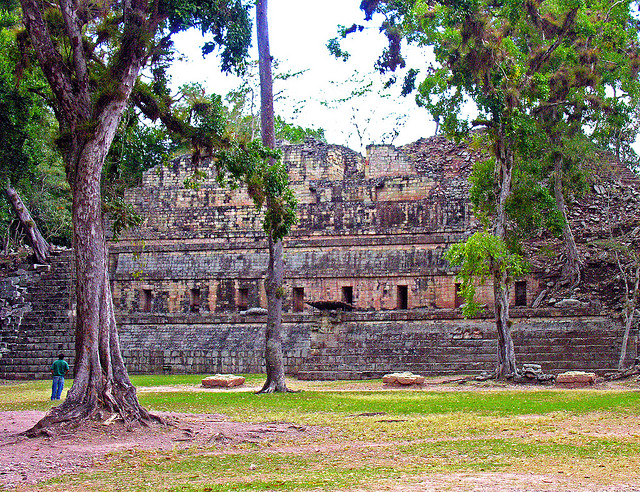 Copan Ruinen Honduras