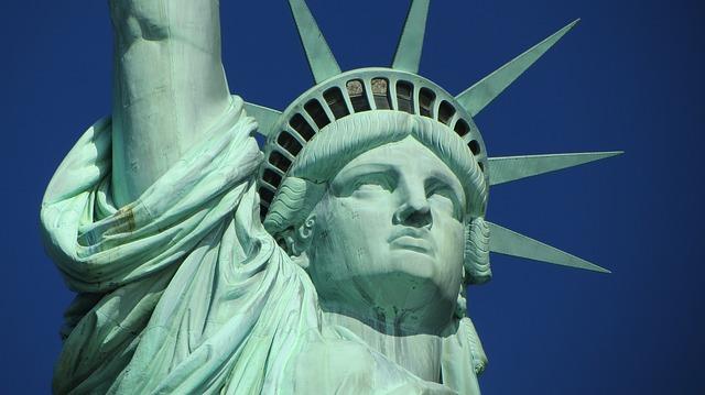 Freiheitsstatue New York Backpacking USA