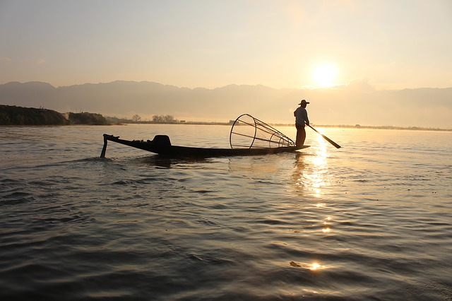 Inle See Backpacking in Myanmar