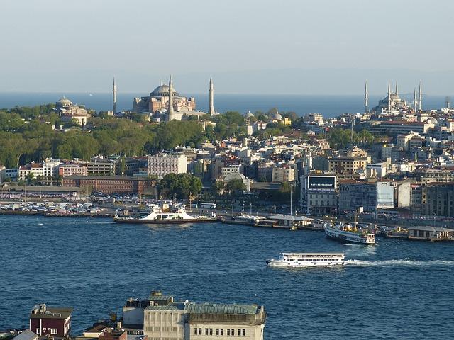 Naher Osten Backpacking Türkei Istanbul
