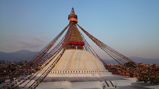 Backpacking Nepal Kathmandu