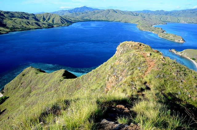 Indonesien Backpacking Komodo Nationalpark