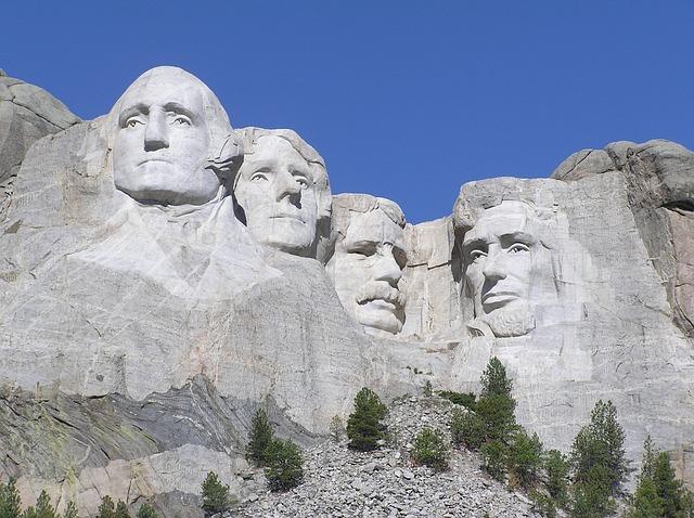 USA Reise Mount Rushmore South Dakota